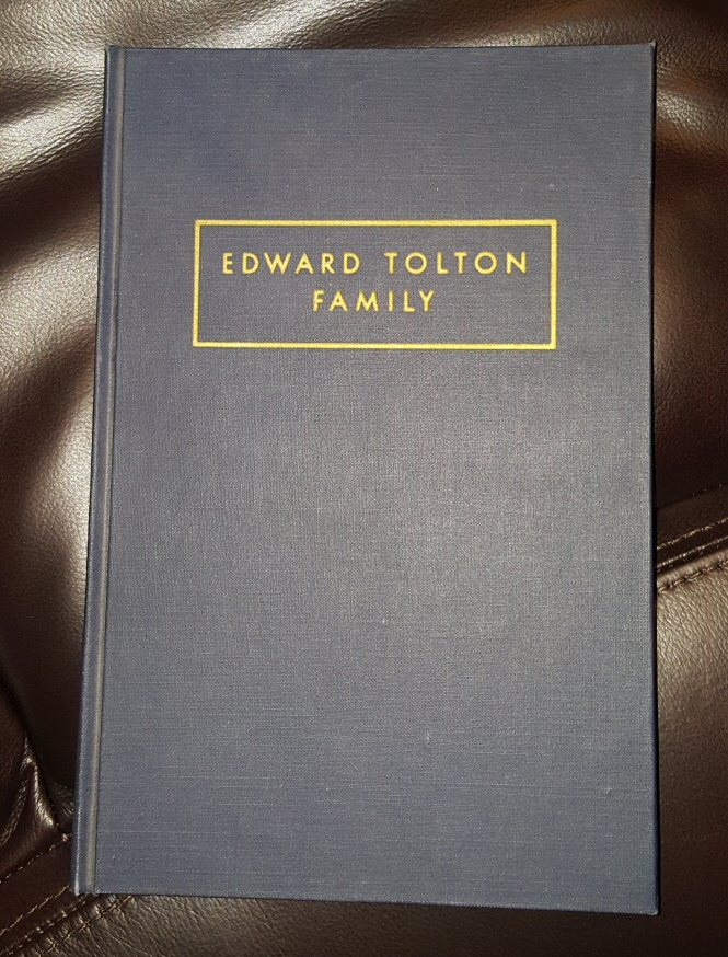 Image for Edward Tolton Family