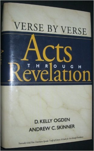 Image for Verse by Verse, The New Testament Vol. 2: Acts Through Revelation