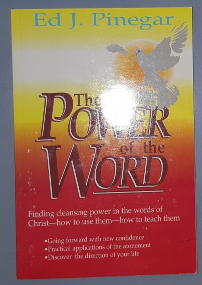 Image for The Power of the Word   Finding Cleansing Power in the Words of Christ.