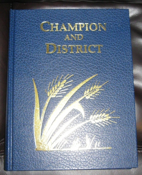 Image for Champion and District [Alberta, Canada]