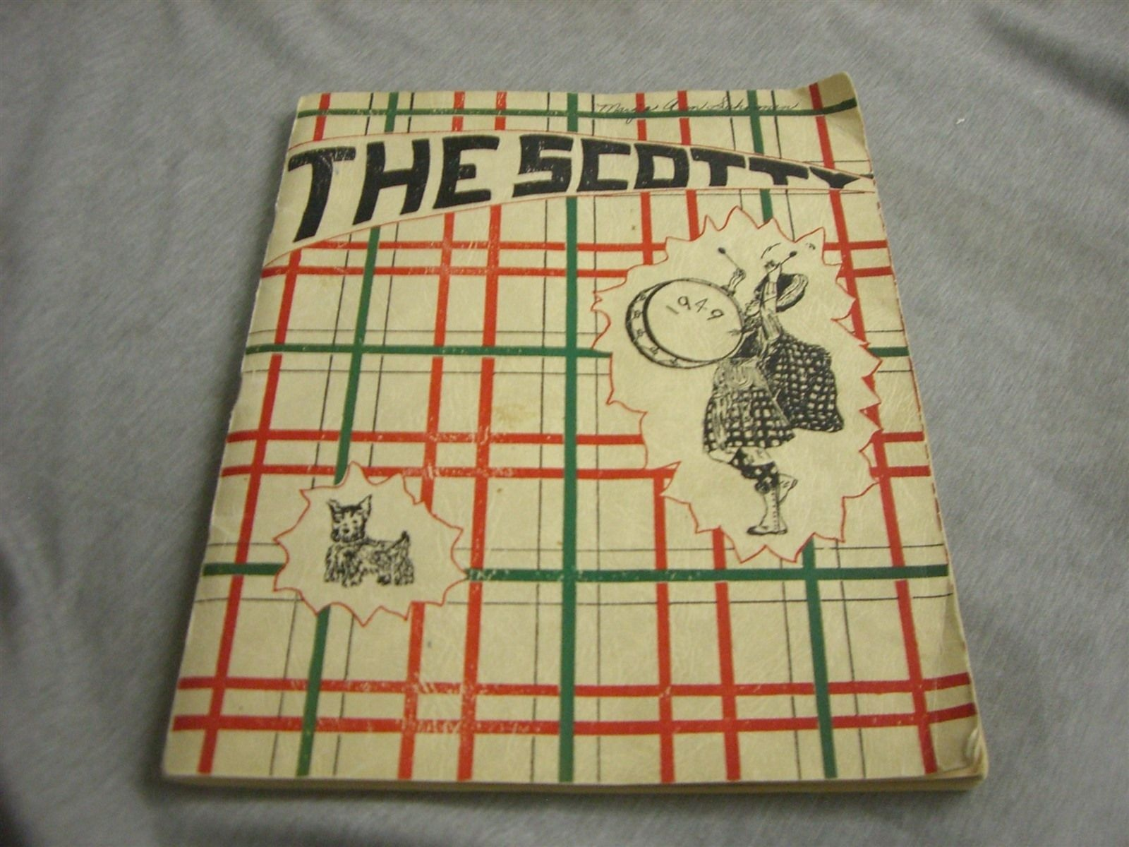 Image for The Scotty, 1949 - (Glasgow Montana, Glasgow High School)