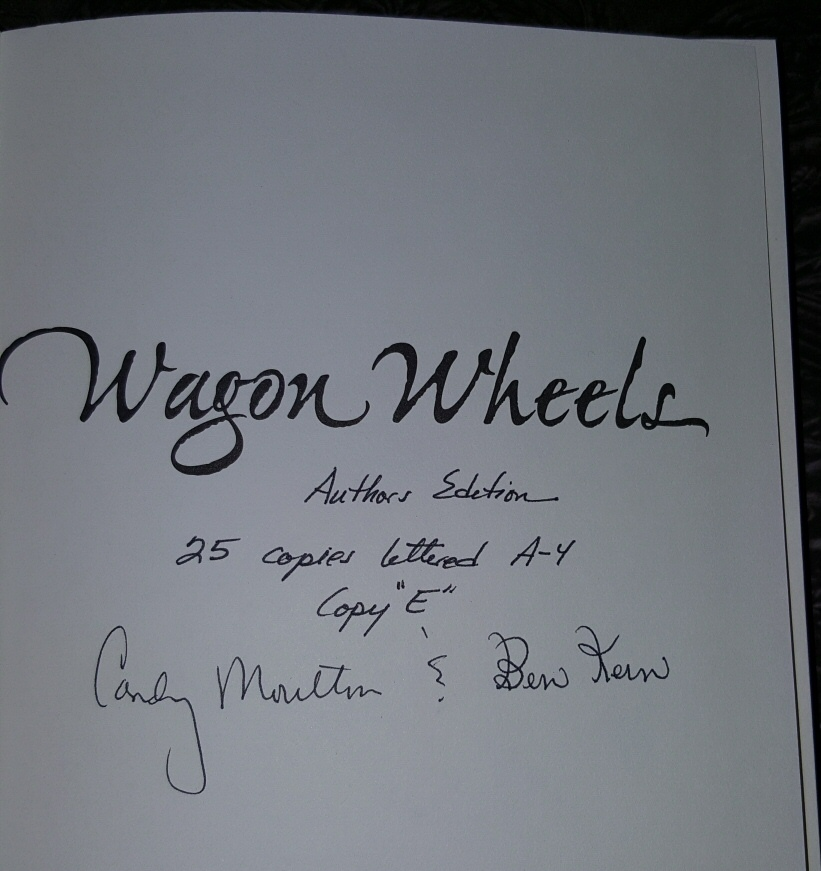 Image for Wagon Wheels;   A Contemporary Journey on the Oregon Trail