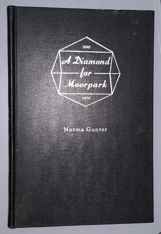 Image for A Diamond for Moorpark; [California]  1900-1975