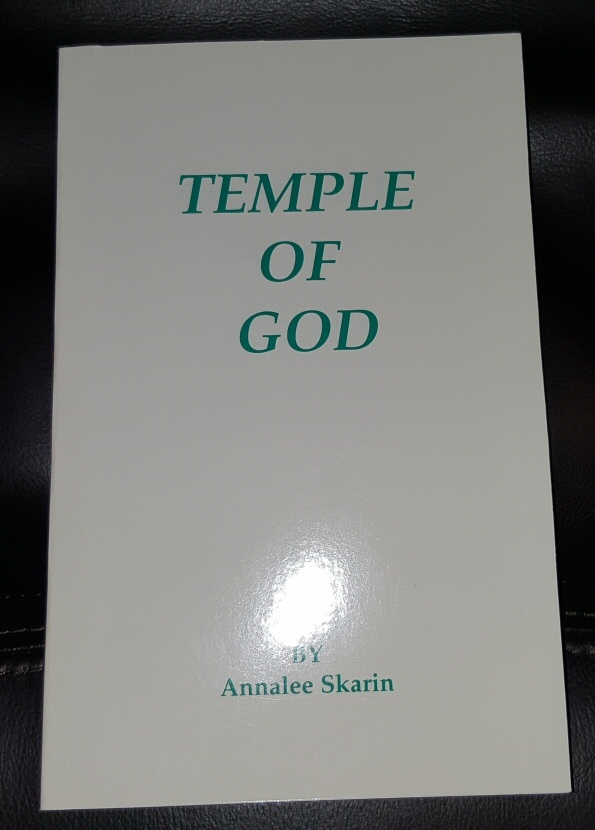 Image for THE TEMPLE OF GOD