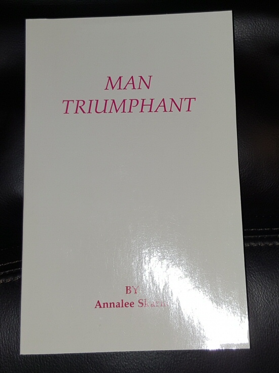 Image for MAN TRIUMPHANT