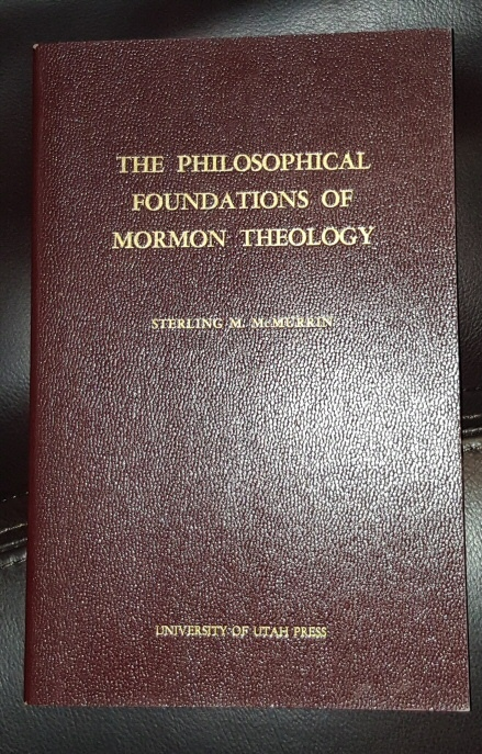 Image for Philosophical Foundations of Mormon Theology