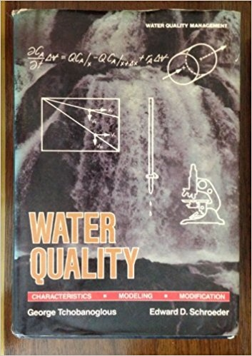 Image for Water Quality  Characteristics, Modeling and Modification