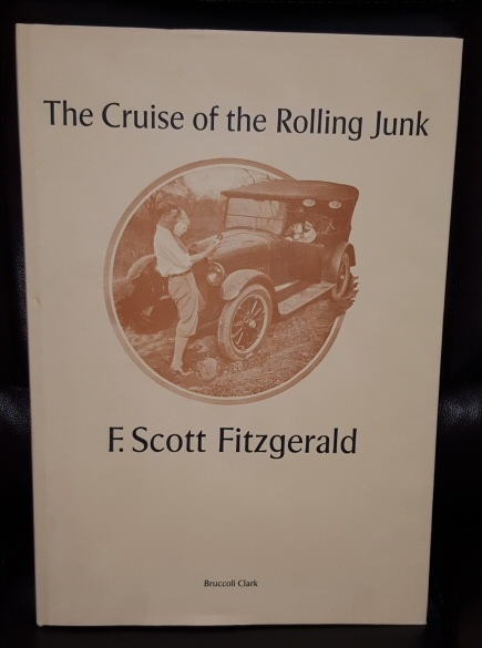 Image for Cruise of the Rolling Junk by F. Scott Fitzgerald