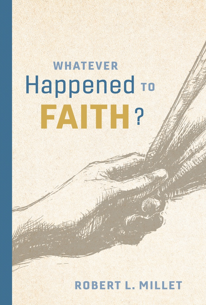 Image for Whatever Happened to Faith?