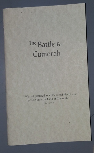 Image for The battle for Cumorah