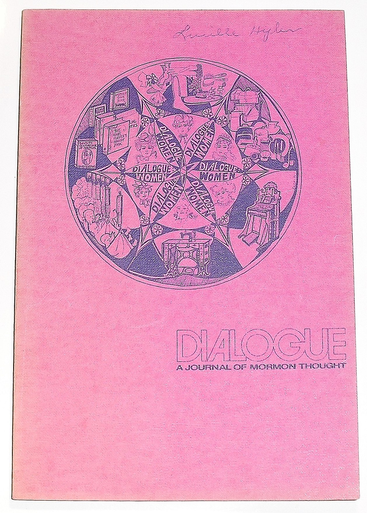 Image for Dialogue - a Journal of Mormon Thought - Vol 6 - No 2 - Summer 1971