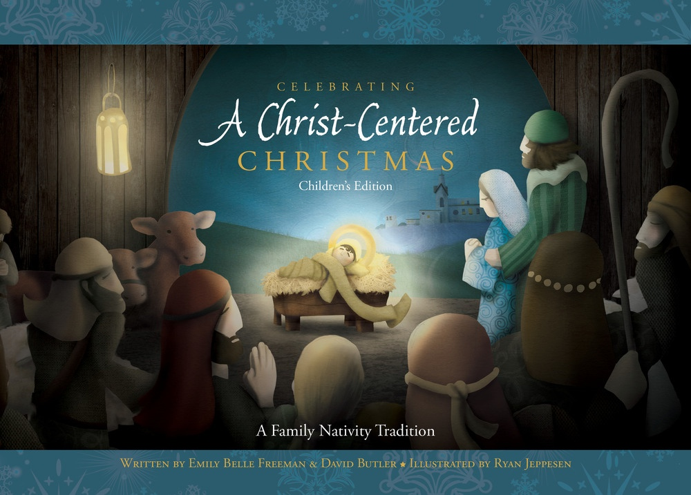 Image for Celebrating a Christ-centered Christmas;   Children's Edition
