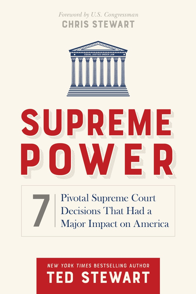 Image for Supreme Power;   7 Pivotal Supreme Court Decisions That Had a Major Impact on America