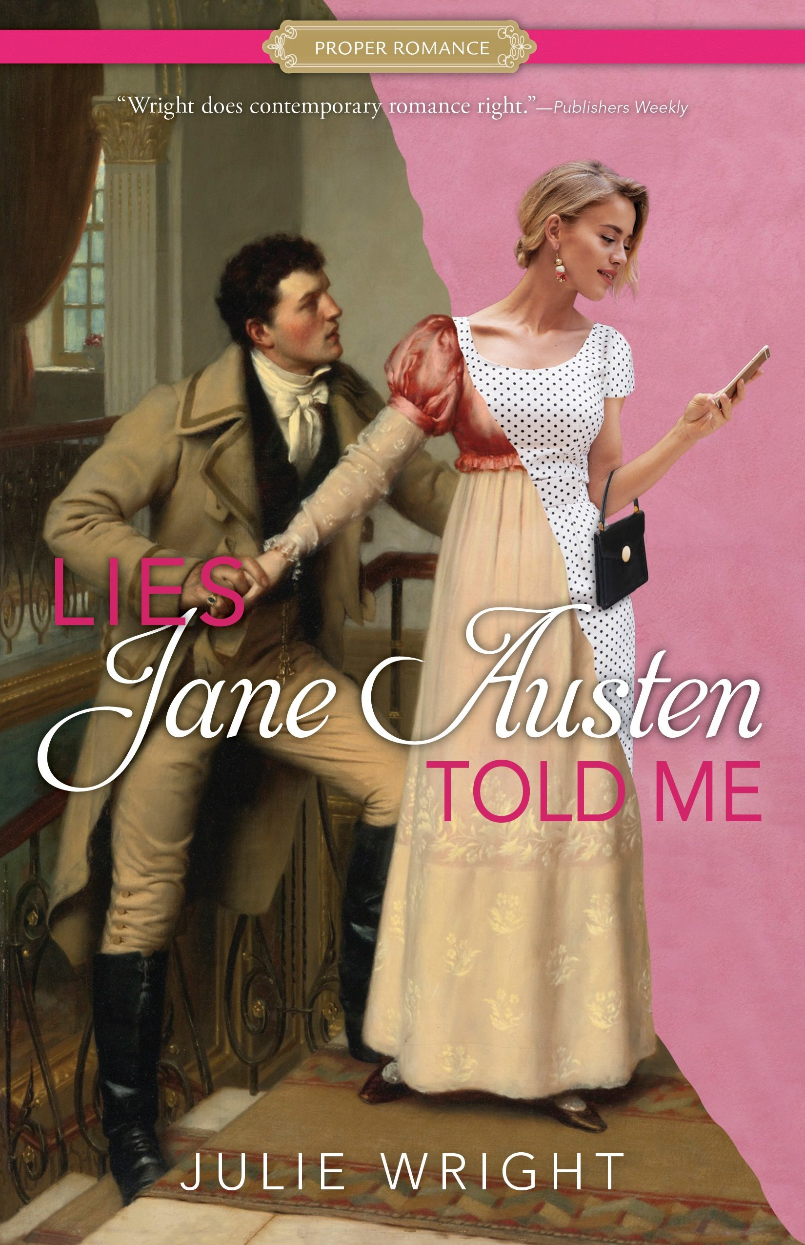 Image for Lies Jane Austen Told Me