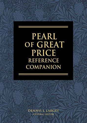 Image for The Pearl of Great Price Reference Companion