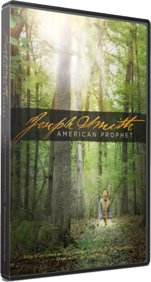 Image for JOSEPH SMITH AMERICAN PROPHET (DVD)