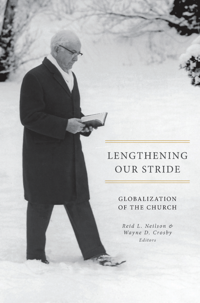 Image for Lengthening Our Stride; Globalization of the Church