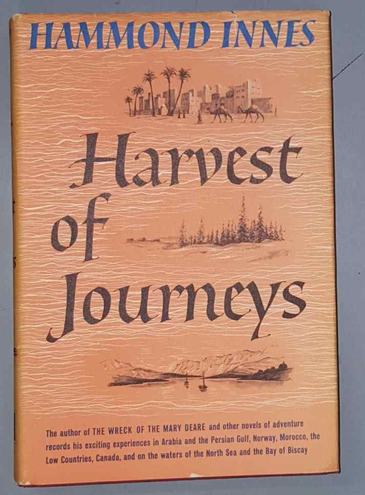 Image for Harvest of Journeys
