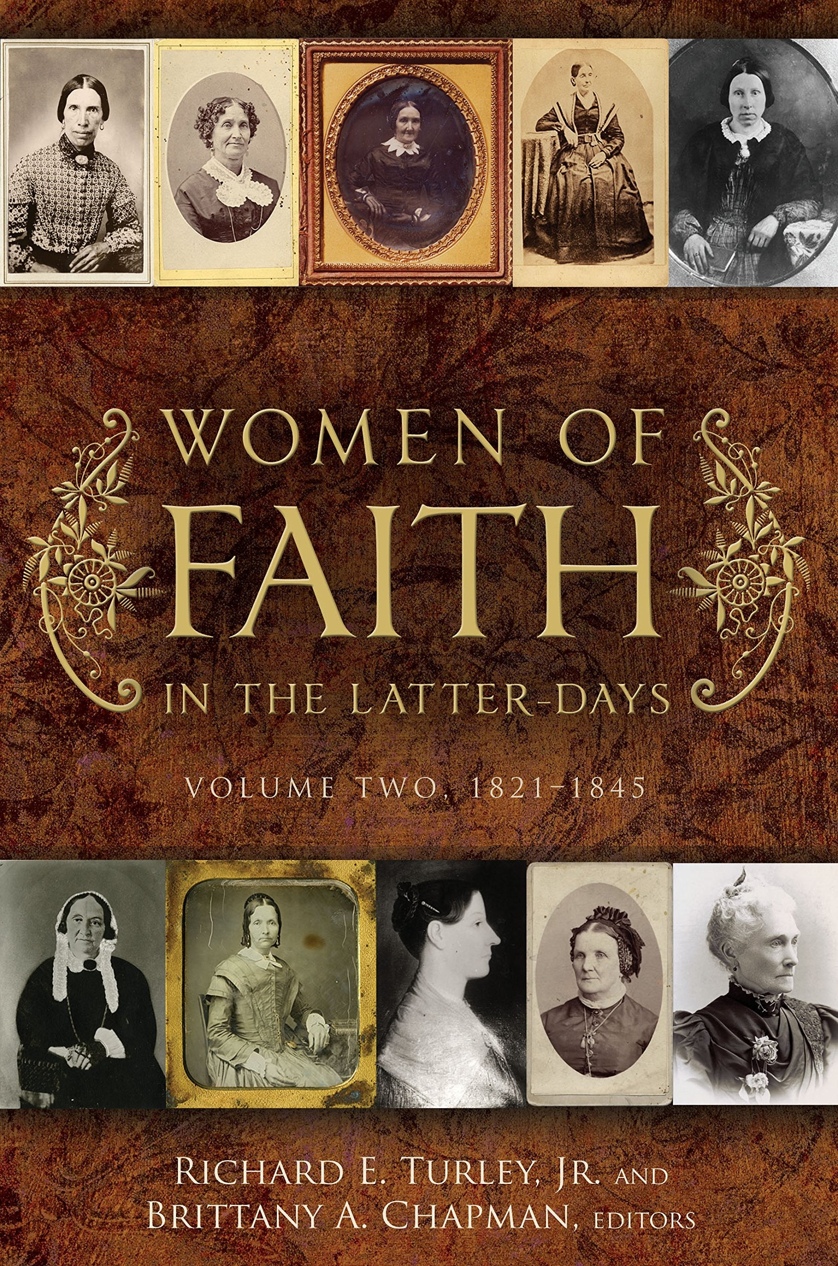 Image for Women of Faith in the Latter-days -  Volume Two: 1821-1845