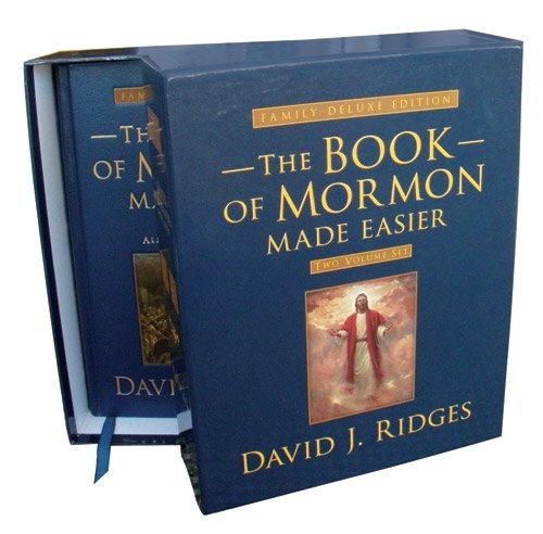 Image for Book of Mormon Made Easier: Family Deluxe Edition Set (Volumes 1 & 2) (Gospel Studies Series)