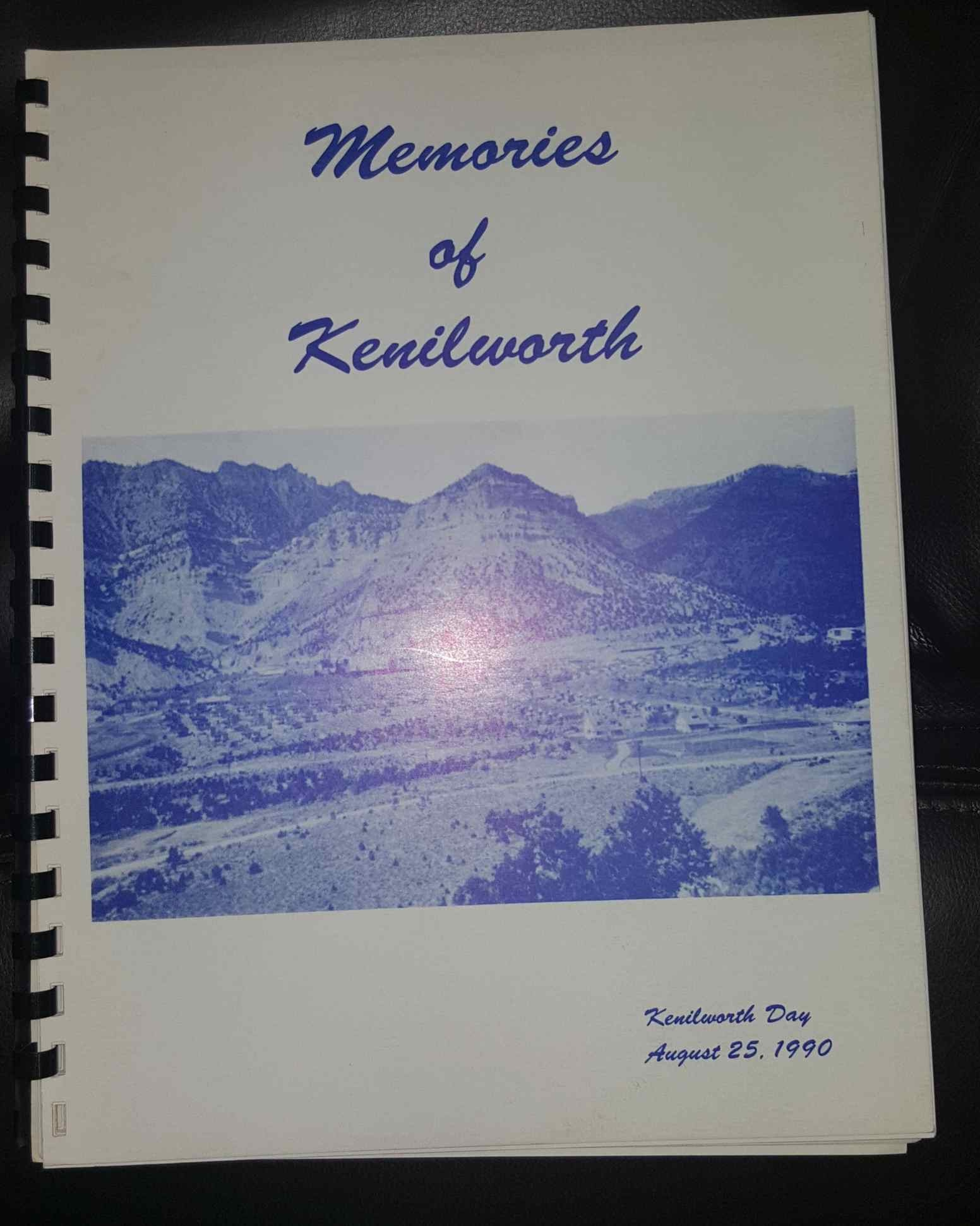 Image for Memories of Kenilworth, Kenilworth Day August 25, 1990