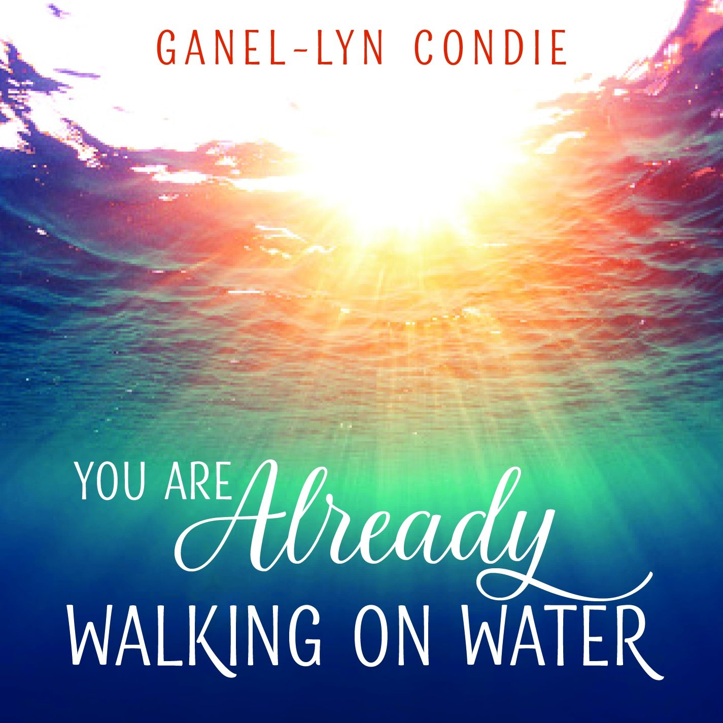 Image for You Are Walking on Water