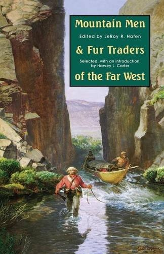 Image for Mountain Men and Fur Traders of the Far West  Eighteen Biographical Sketches