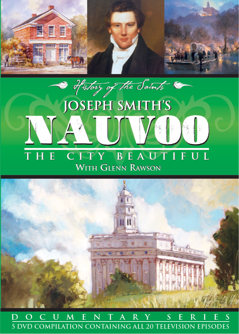 Image for Joseph Smith's Nauvoo The City Beautiful – 5 DVD Set