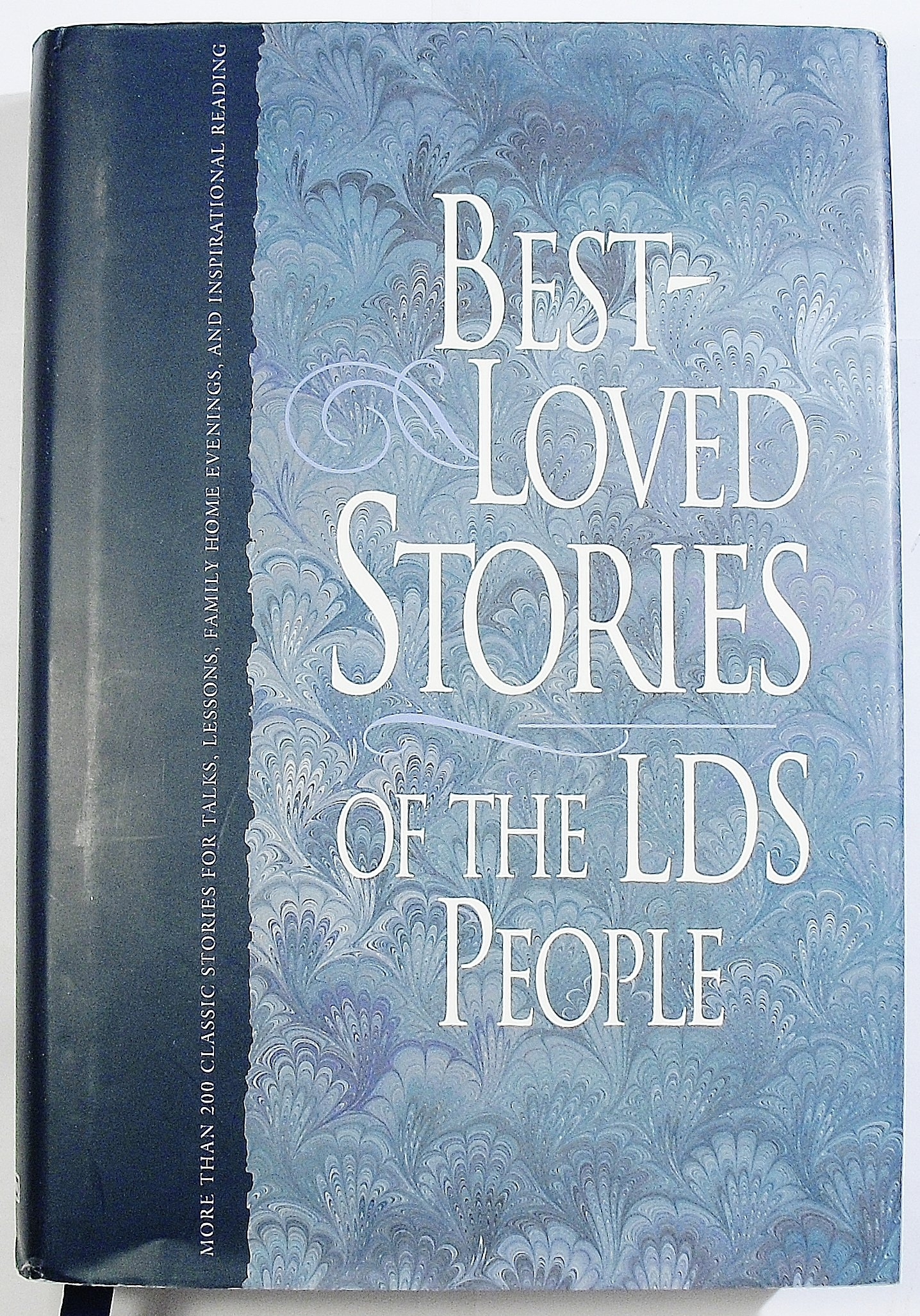 Image for Best-Loved Stories of the Lds People