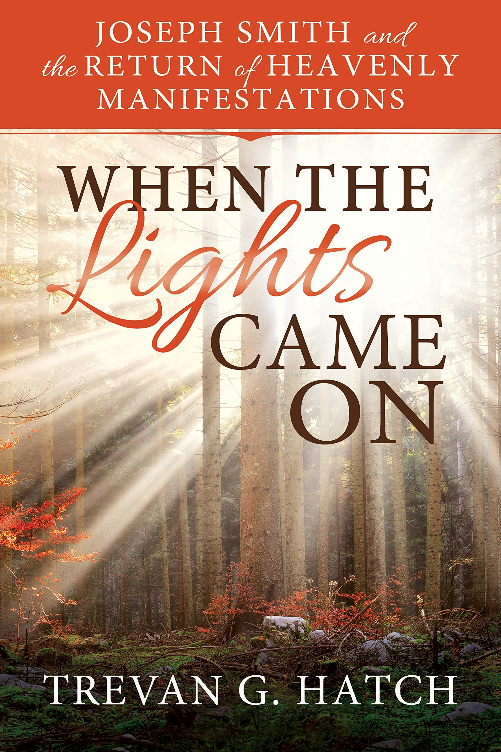 Image for When the Lights Came On;   Joseph Smith and the Return of Heavenly Manifestations