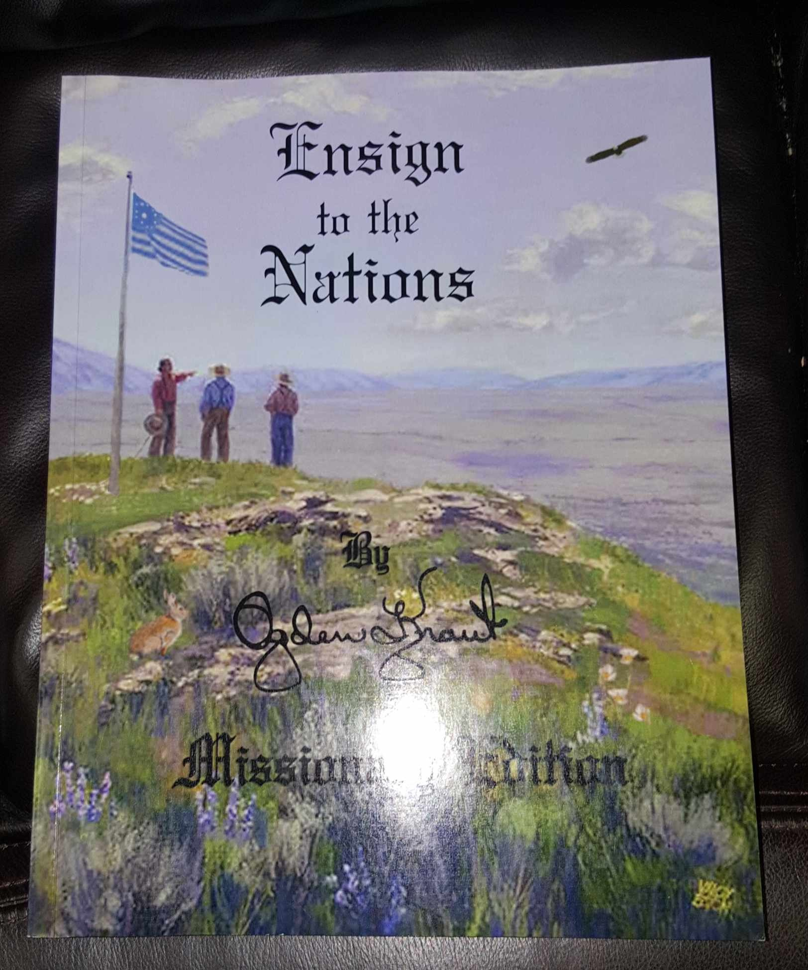 Image for Ensign to the Nations - Missionary Edition -
