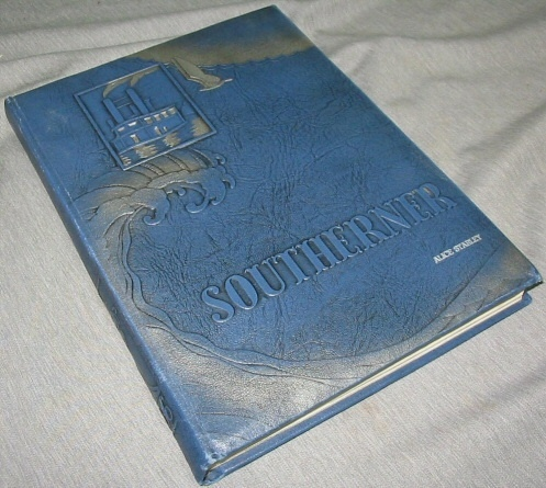 Image for The Southerner - 1936 - South High School (Salt Lake City, Utah) Yearbook