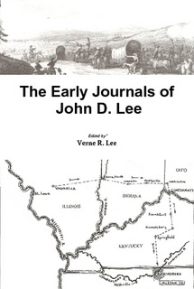 Image for The Early Journals of John D. Lee;  Nauvoo to Nebraska