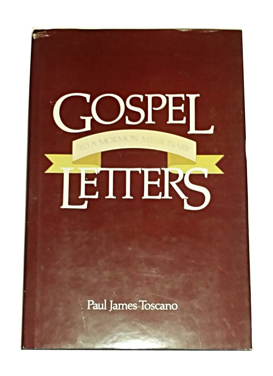 Image for Gospel Letters to a Mormon Missionary