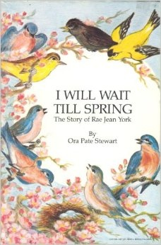 Image for I will wait till spring: The story of Rae Jean York
