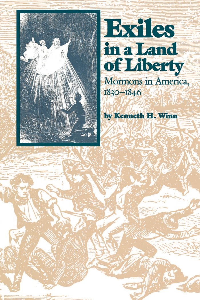 Image for EXILES IN A LAND OF LIBERTY;   Mormons in America, 1830-1846