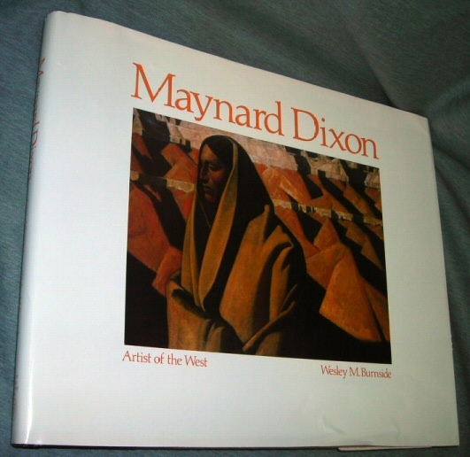 Image for Maynard Dixon - Artist of the West