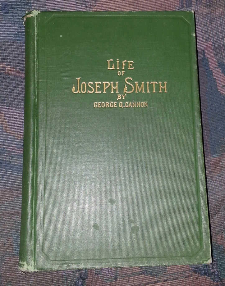 Image for LIFE OF JOSEPH SMITH THE PROPHET