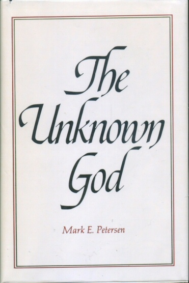 Image for THE UNKNOWN GOD