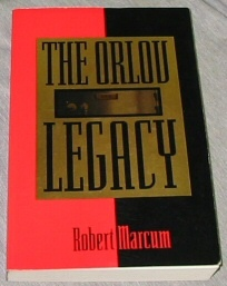 Image for THE ORLOV LEGACY