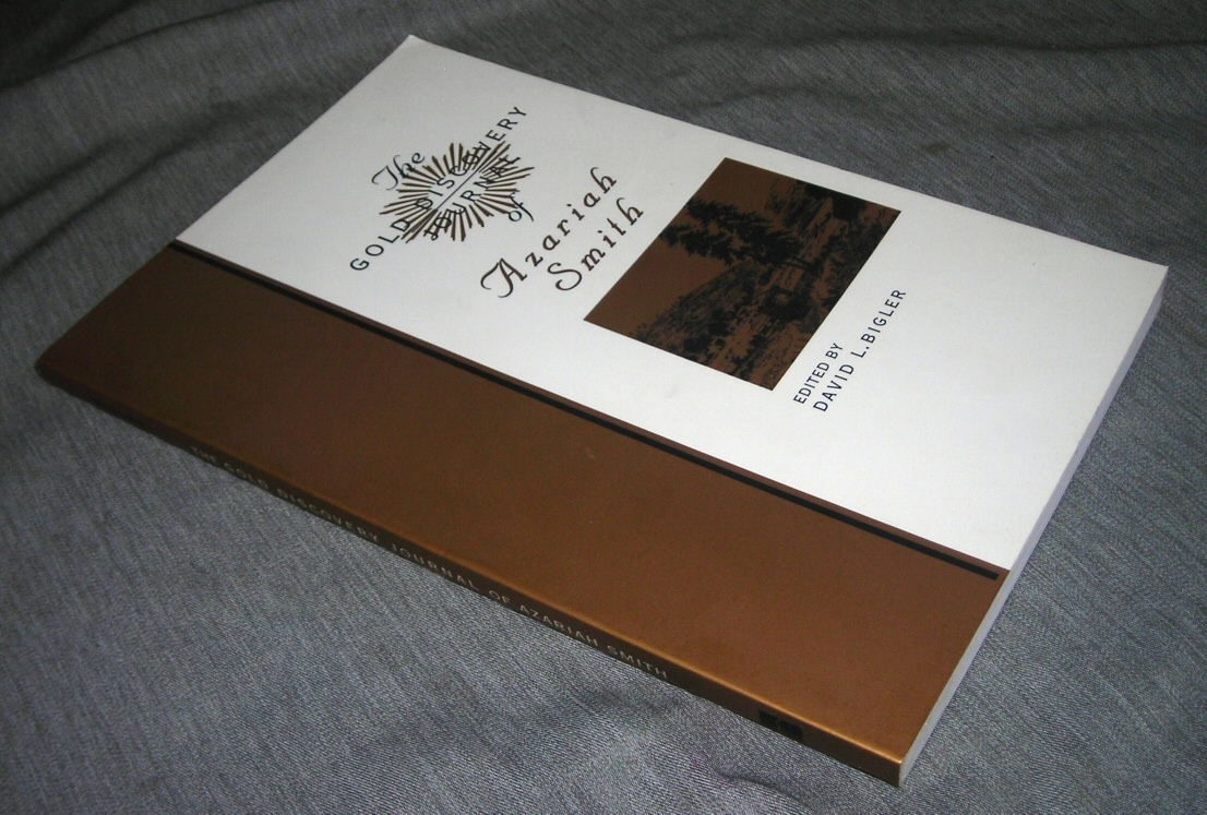 Image for THE GOLD DISCOVERY JOURNAL OF AZARIAH SMITH