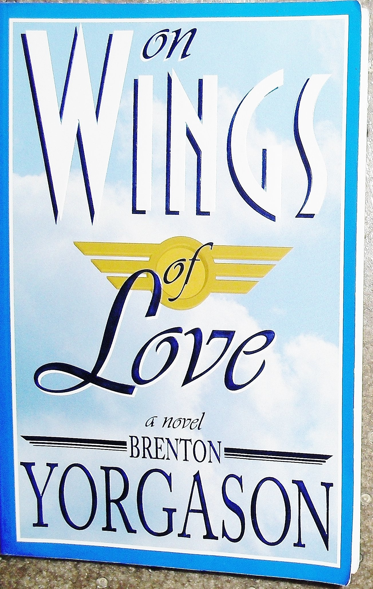 Image for ON WINGS OF LOVE